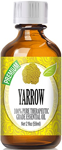 Yarrow (60ml) 100% Pure, Best Therapeutic Grade Essential Oil - 60ml / 2 (oz) Ounces