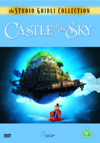 Laputa - Castle In The Sky [DVD]