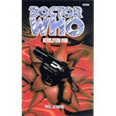 Revolution Man (Doctor Who Series) by Paul Leonard