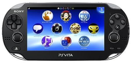 PlayStation Vita - Konsole 3G+WiFi (inkl. Vodafone SIM-Karte)