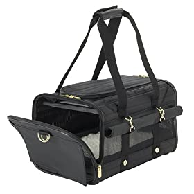 Sherpa Roll-Up Pet Tote