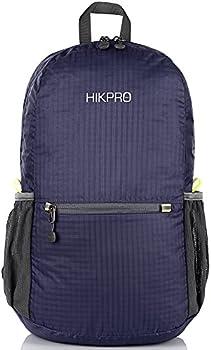 HIKPRO Ultra Lightweight Packable Backpack