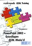 echange, troc  - PowerPoint 2002 Grundlagen