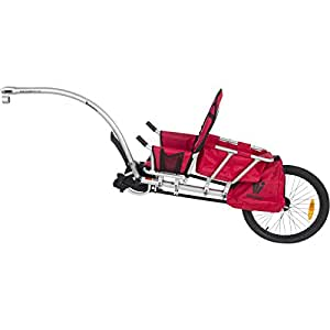 Amazon.com : Weehoo iGo Venture Bike Trailer One Color, One Size