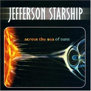 Jefferson Starship - Across the Sea of Suns - Zortam Music