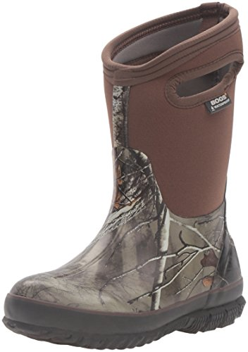 Bogs Classic Camo Rain Boot, Real Tree,1 M US Little Kid, Real Tree,1 M US Little Kid (Womens Insulated Camo Boots compare prices)