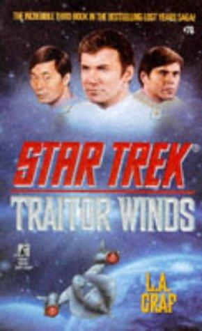 Traitor Winds (Star Trek, Book 70), L.A. GRAF
