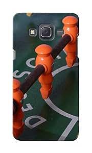 KnapCase Table Football Designer 3D Printed Case Cover For Samsung Galaxy J5