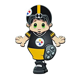 Amazon.com - NFL Pittsburgh Steelers Window Cling Sports Decoration