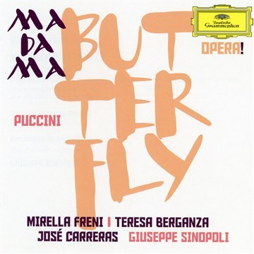 Opera! Madama Butterfly  - Puccini - - 2CD