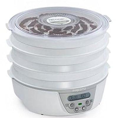 Presto Dehydro Digital Electric Food Dehydrator 06301 by Presto