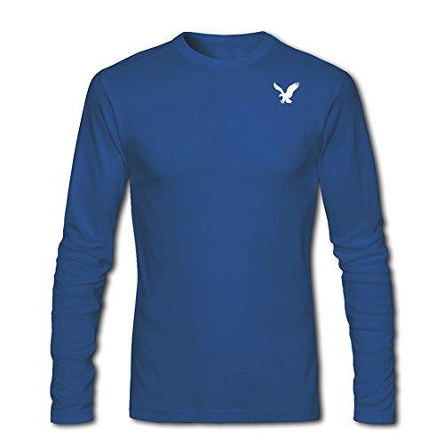 American Eagles Boys Girls Printed Long Sleeve T shirts