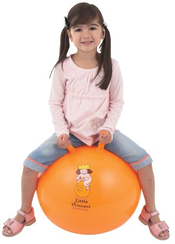 Little princess inflatable hopper