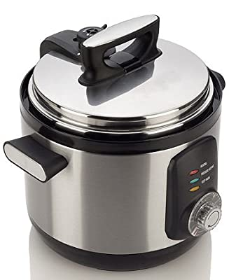 Fagor 670041500 4 Qt. Casa Essentials Electric Pressure Cooker from intertek