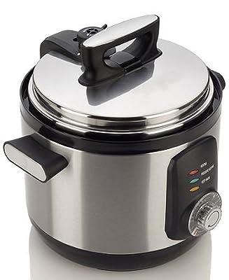 Fagor 670041500 4 Qt. Casa Essentials Electric Pressure Cooker from intertek