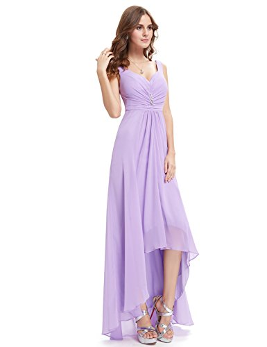 ever pretty juniors hilow long prom dress 4 us light