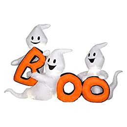Inflatable White Ghost Trio : Target from target.com