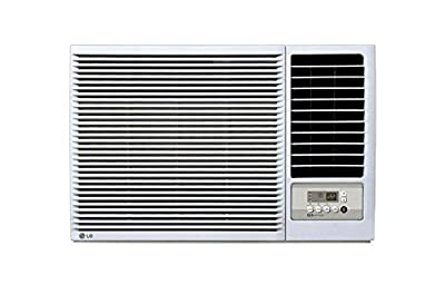 LG LWA6CP1F Window AC (2 Ton, 1 Star Rating, White)