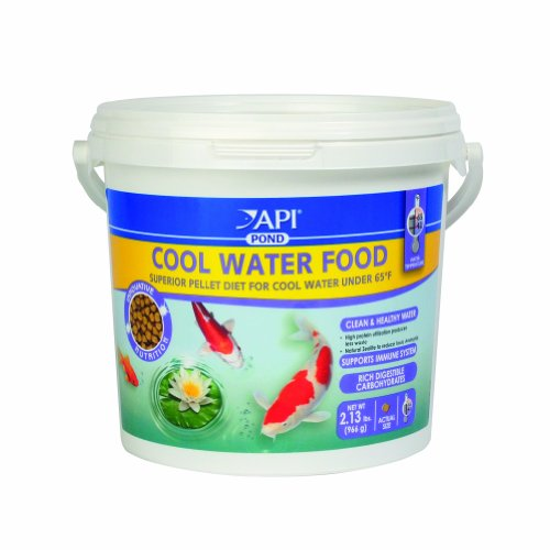 API Pond Cool Water Pond Fish Food, 34-Ounce (Api Fish Food compare prices)