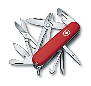 Victorinox Swiss Army Deluxe Tinker, Red