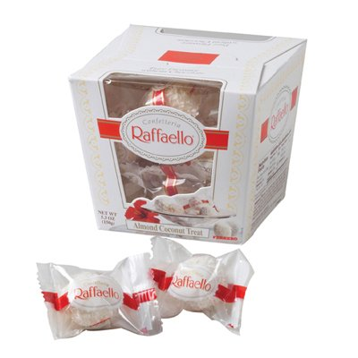Raffaello 15 pc Window Box: 6 Count