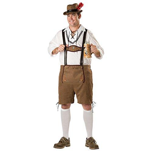 [Oktoberfest Guy Costume - XX-Large - Chest Size 50-52] (German Beer Girl Costume Ideas)