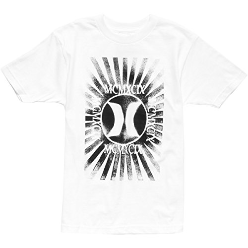 Hurley - Boys Trust T-Shirt, Size: Large, Color: White