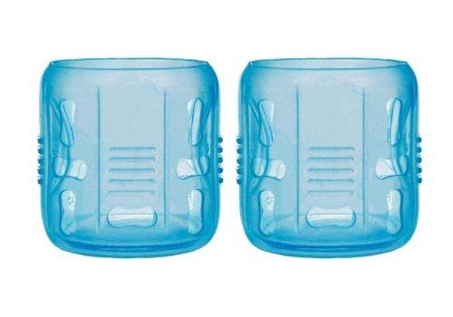 2-x-Silikon-fr-die-142-ml-Glas-ist-blau