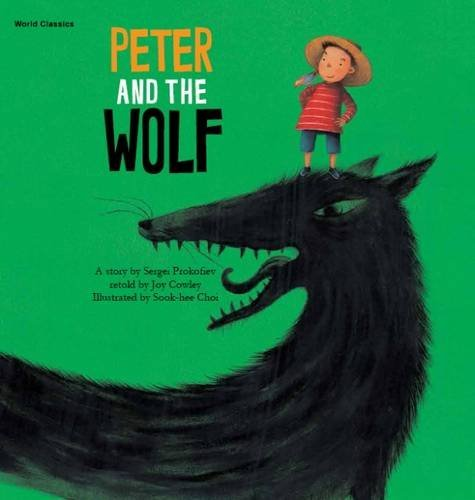 Peter and the Wolf (World Classics)