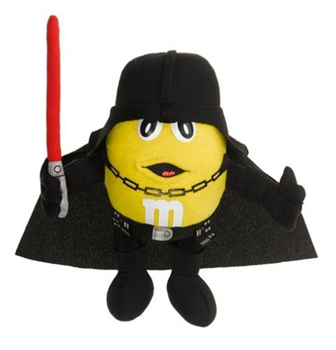 Star Wars M-PIRE PLUSH BUDDY DARTH VADER - 1