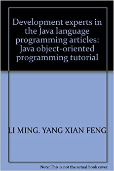 Development experts in the Java language programming