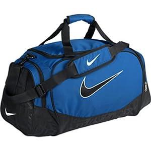 Amazon.com: Nike Brasilia 5 Medium Duffle Bag - Game Royal: Sports