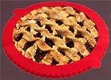 Danesco Pie Crust Shield - Silicone