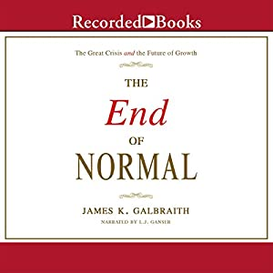 The End of Normal Audiobook