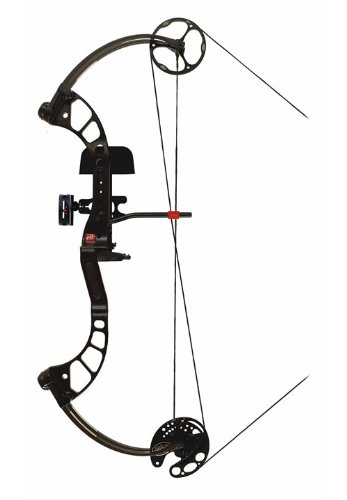 PSE 50-Pound Right Hand Chaos Fc Bow Package