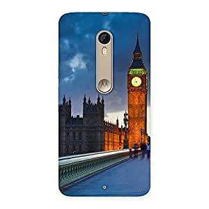 Special London City Multicolor Back Case Cover for Motorola Moto X Style