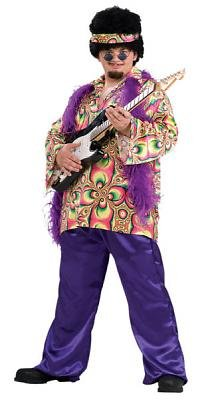 Purple Daze Men's Costume Adult Halloween Outfit