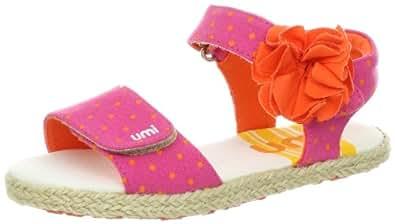 Umi Giselle II Pink Casual Sandal 340002a-690 12 UK Junior, 31 EU