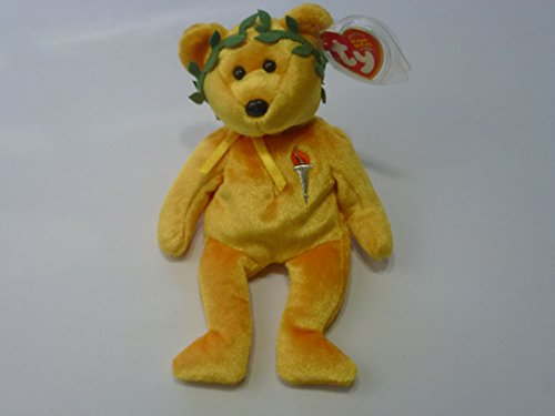 Ty Beanie Babies - Victory Olympics Bear (Internet Exclusive)