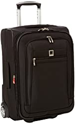 Delsey Luggage Helium Hyperlite Carry-On Expandable 2 Wheel Trolley