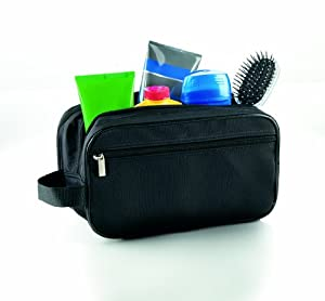 Travel Smart Sundry Kit, Black