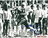 Mike Rozier Autographed/Hand Signed Nebraska Cornhuskers 8x10 Photo 1983 at Amazon.com
