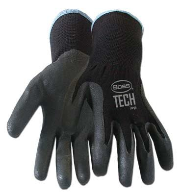 Boss 7820XL Extra-Large Black Boss Tech Premium Gloves picture