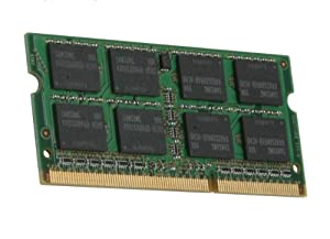 4GB G.Skill DDR3 PC3-10666 CL9 SQ Series single laptop memory module