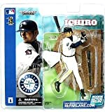 McFarlane Toys MLB Sports Picks Series 1 Action Figure Ichiro Suzuki (Seattle Mariners) White Jersey Amazon.com