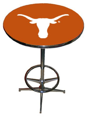 University of Texas Longhorns Bar Table