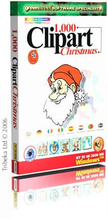 1000 clipart christmas 0092939190112 buy new and used