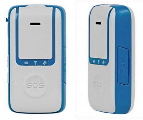 Mini GPS Tracking Device - GTX Corp VL2000 - Take-Along GPS Tracker Locator - Track and Locate People, Pets and Assets - Real-time Map Location Displays on Computers, Tablets and Smart Phone Apps - Portable - Ultra Light Weight - Geo Zone Text and Email N