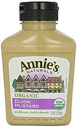 Annie\'s Homegrown Organic Dijon Mustard - 9 oz