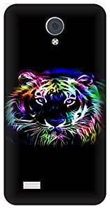 Most Wanted Cases Back Cover for Vivo Y21L